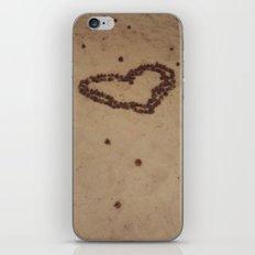 We found love iPhone & iPod Skin