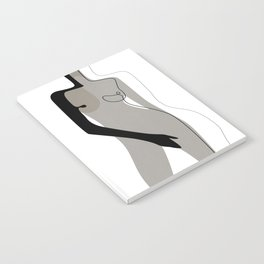 Cover Yourself Notebook