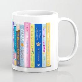 Romance Books Coffee Mug