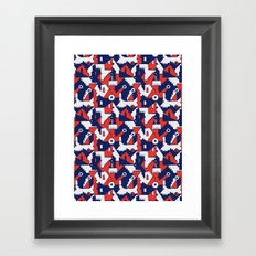Pattern II Framed Art Print