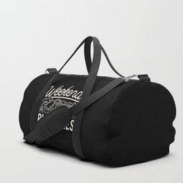 weekend pleasures Duffle Bag