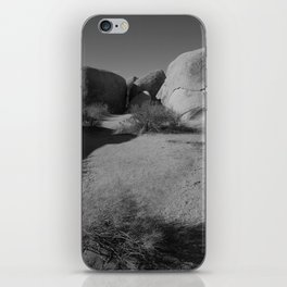 Desert Rocks iPhone Skin