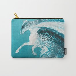 Ocean Horse Carry-All Pouch