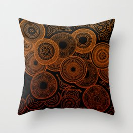 Electric Cooking Throw Pillow
