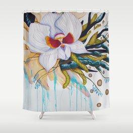 A Cornucopia of Sharp Delights Shower Curtain