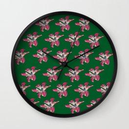 Floss silk Wall Clock