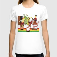 rasta T-shirts featuring rasta & cheers by gran mike