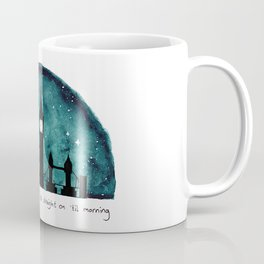 The Road to Neverland Coffee Mug