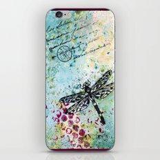 Dragonwings iPhone & iPod Skin