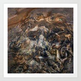 Jupiter & Jupiter Art Print