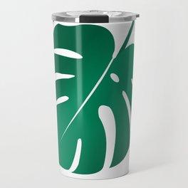 MONSTERA DELICIOSA Travel Mug