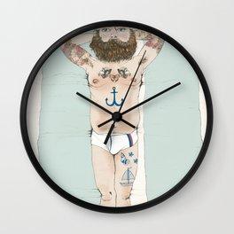 Eustaquio Wall Clock
