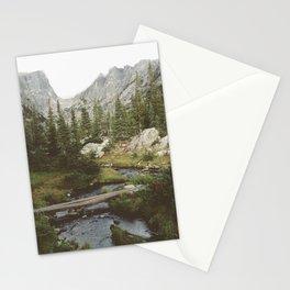 Dream Lake Creek Stationery Cards