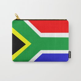 Flag of South Africa Carry-All Pouch