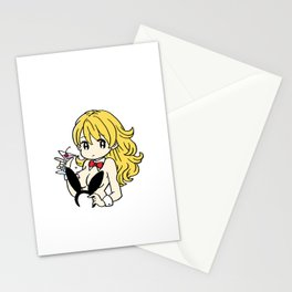 After Bunny Stationery Cards