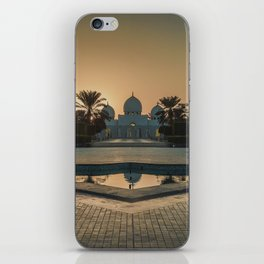 Arabian Sunset iPhone Skin