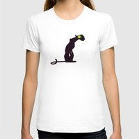 acid T-shirts featuring Acid Panther by Anya McNaughton