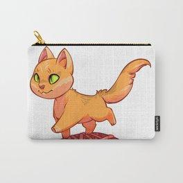 Kitten On Yan Carry-All Pouch