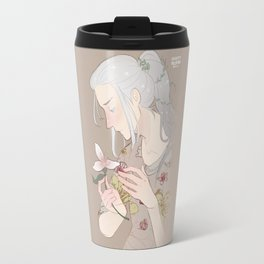 Viktor: Flower Travel Mug