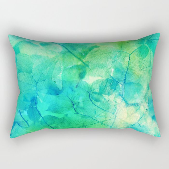 Spring is in the Air 9 Rectangular Pillow