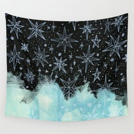 Star Bright Wall Tapestry