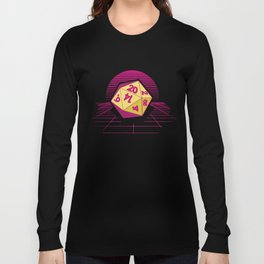 DND Synthwave Long Sleeve T-shirt
