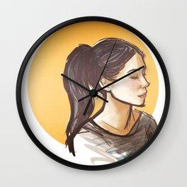 elementary: joan watson [2] Wall Clock