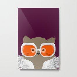 Cat Elton Metal Print
