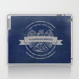 fitzsimmon BIATCH  Laptop & iPad Skin