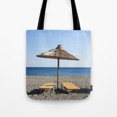 Agia Galini Beach Tote Bag