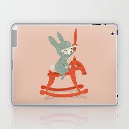 Rabbit Knight Laptop & iPad Skin