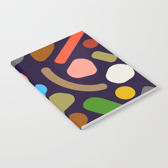 Beach Gems Notebook