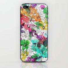 Flowers.. iPhone & iPod Skin