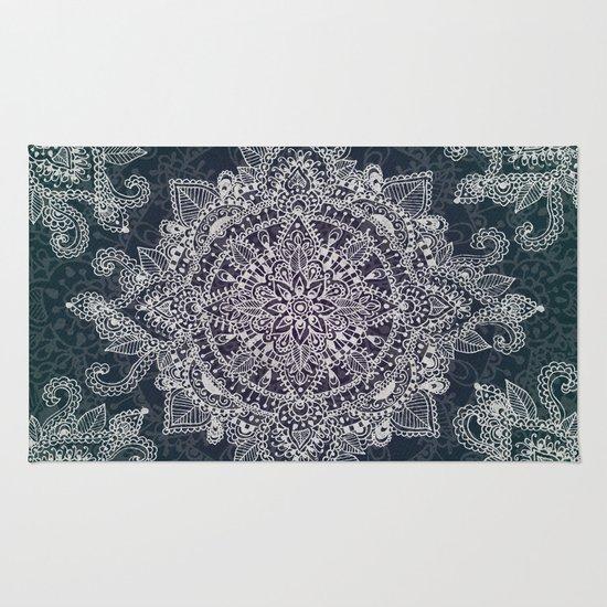 Mandala Magic  Rug