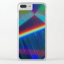 Home-spun Clear iPhone Case