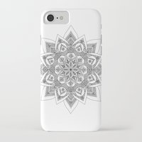sandra dieckmann iPhone & iPod Cases featuring Sandra Mandala by Frida Glans