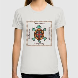 Turtle animal spirit T-shirt