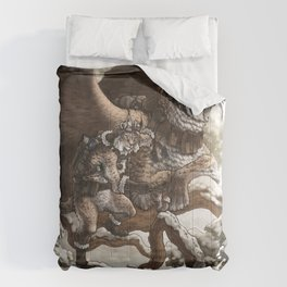 Lynx Mail Comforters