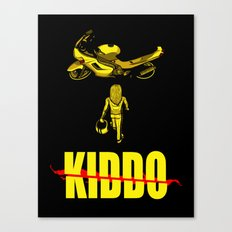 Kiddo Canvas Print