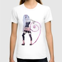 girly T-shirts featuring So girly by CokecinL