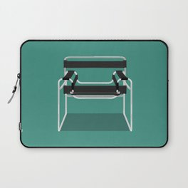 Wassily Chair - Marcel Breuer Laptop Sleeve