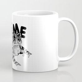 Kiss Me - Prince Charming - Love Story - Animal - Toad - Humor Coffee Mug
