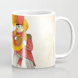 López, bass drum Coffee Mug