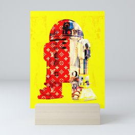 This Is the Droid you are looking for - Fine Art Print Mini Art Print
