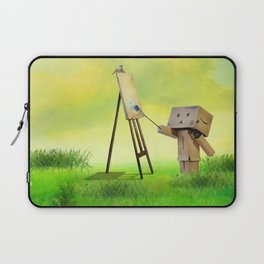 Danbo the artist Laptop Sleeve