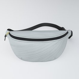 Sea Palms Fanny Pack