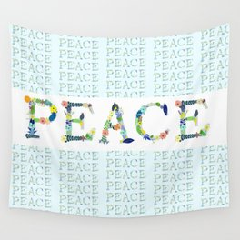 PEACE Wall Tapestry