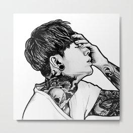 Yunhyeong Metal Print