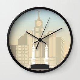 Mecca Wall Clock