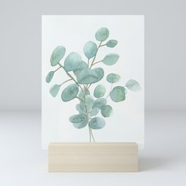 Eucalyptus Silver Dollar Mini Art Print